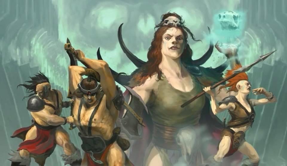 MINI Case for Underworlds GODSWORN HUNT