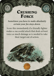 Crushing-Force