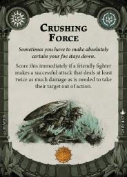 Crushing-Force