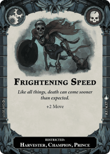 Frightening-Speed