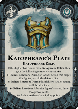 Katophranes-Plate