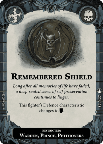 Remembered-Shield