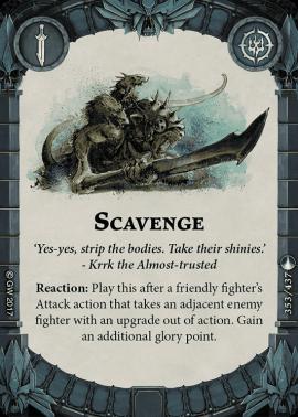 Scavenge