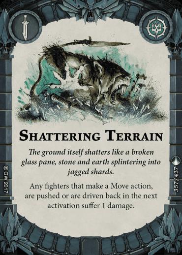Shattering-Terrain