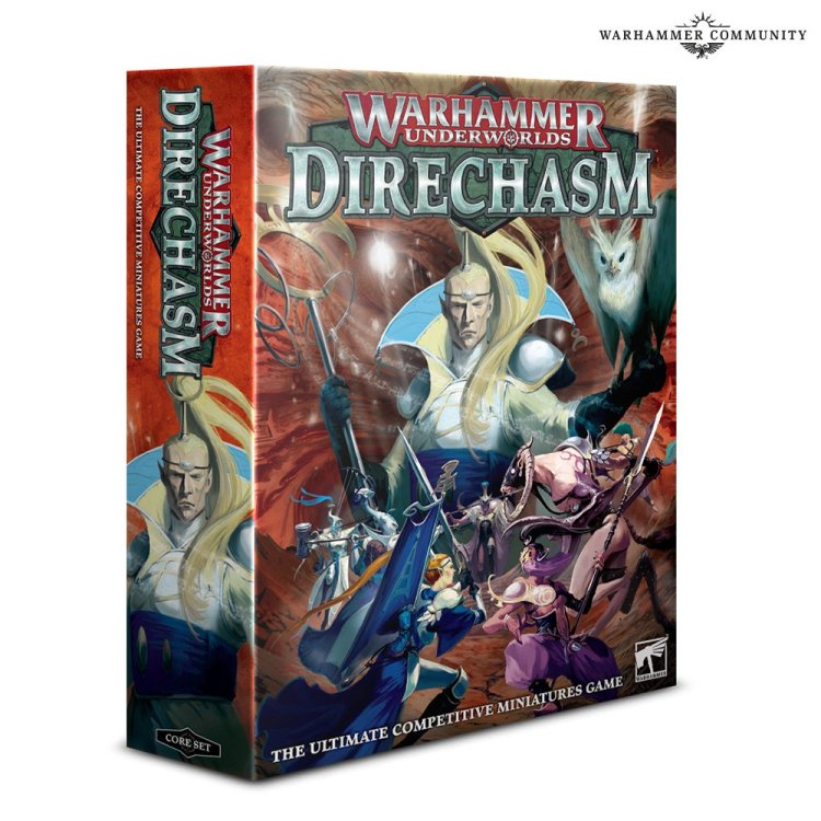 Direchasm Core Set