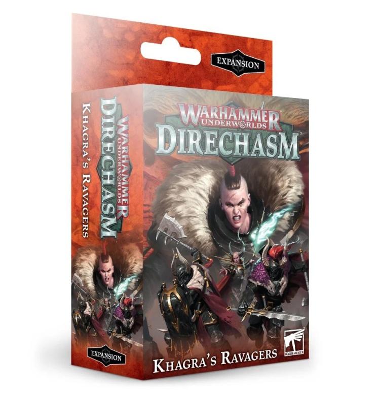 Khagras Ravagers Box