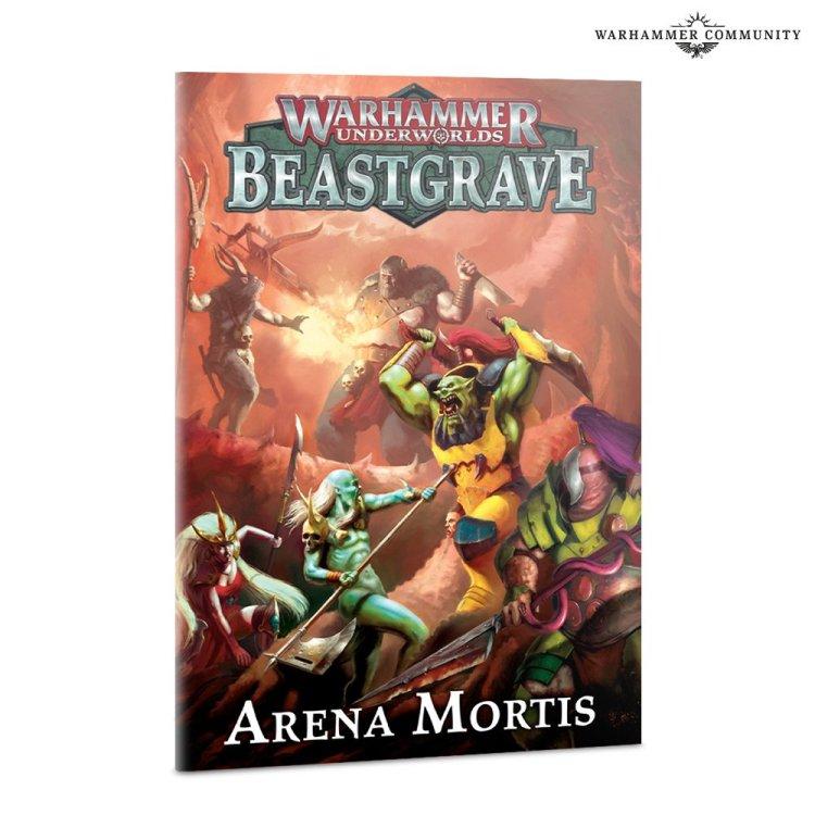 Arena Mortis Box