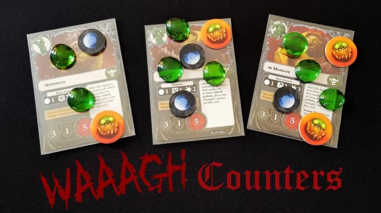 WAAAGH! Counters Logo Crit